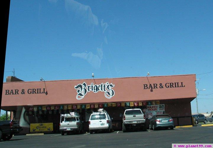 Brigett's Bar and Grill , Phoenix