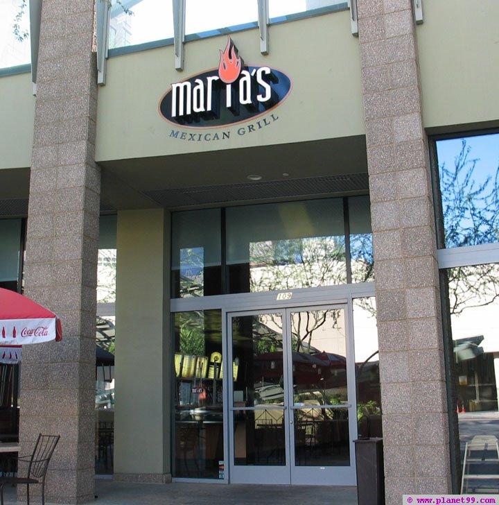 Maria's Mexican Grill , Phoenix