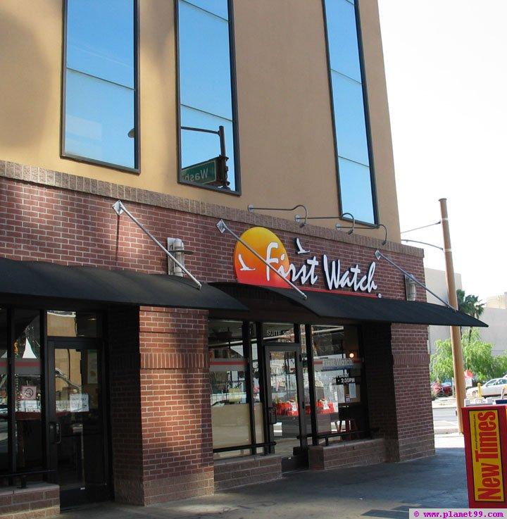 First Watch Restaurant , Phoenix