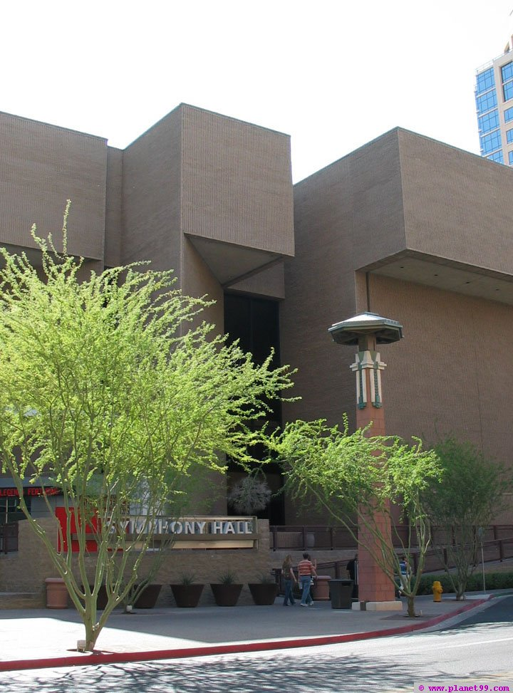 Symphony Hall , Phoenix