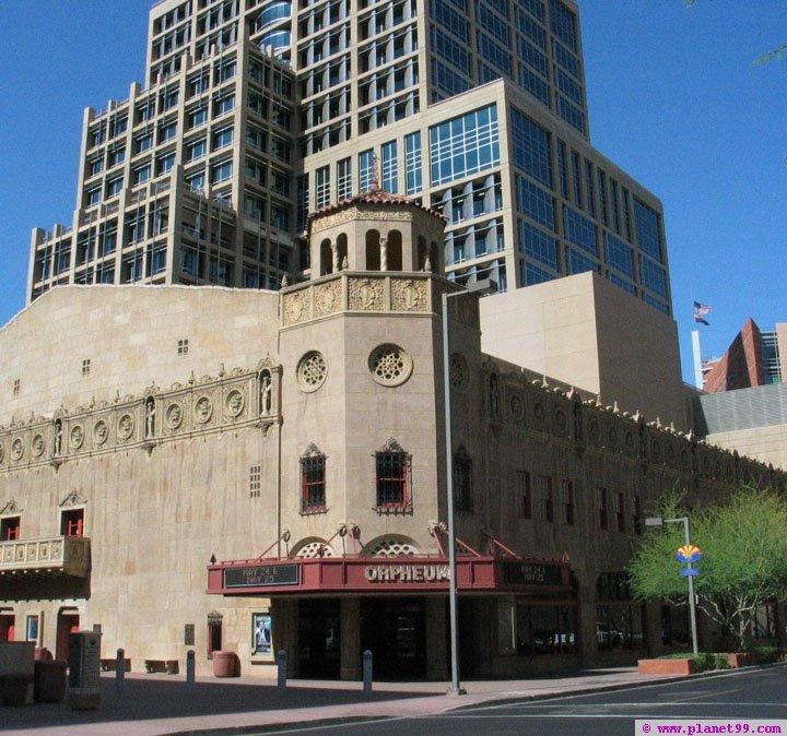 Orpheum Theater , Phoenix