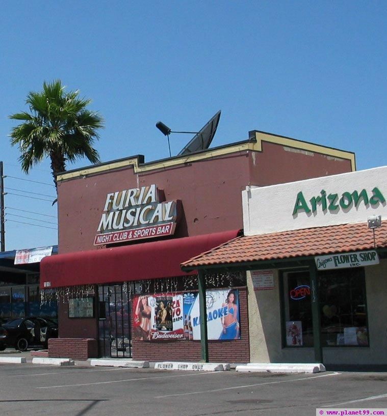 Furia Musical , Phoenix