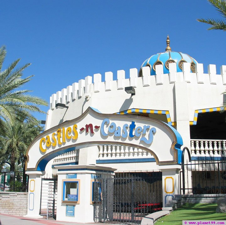 Castles n Coasters , Phoenix