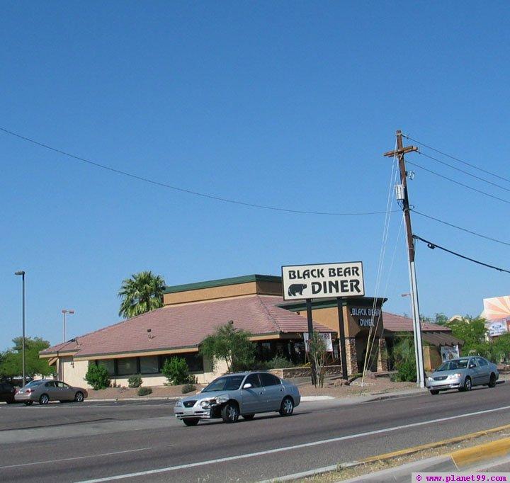 Black Bear Diner , Phoenix