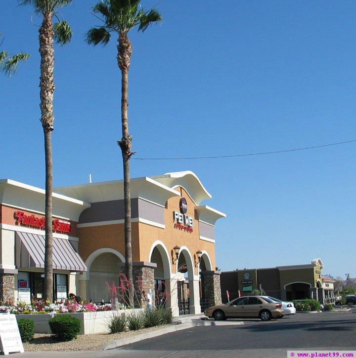 Pei Wei , Phoenix