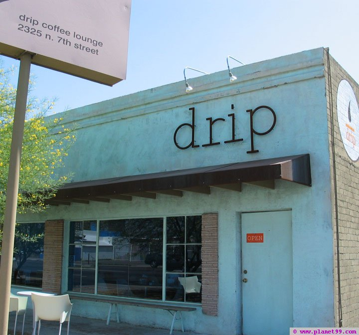 Drip Coffee Lounge , Phoenix