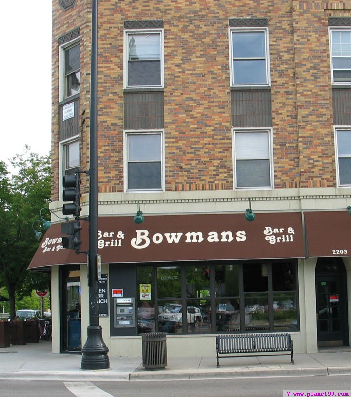 Bowman's Bar and Grill  , Chicago