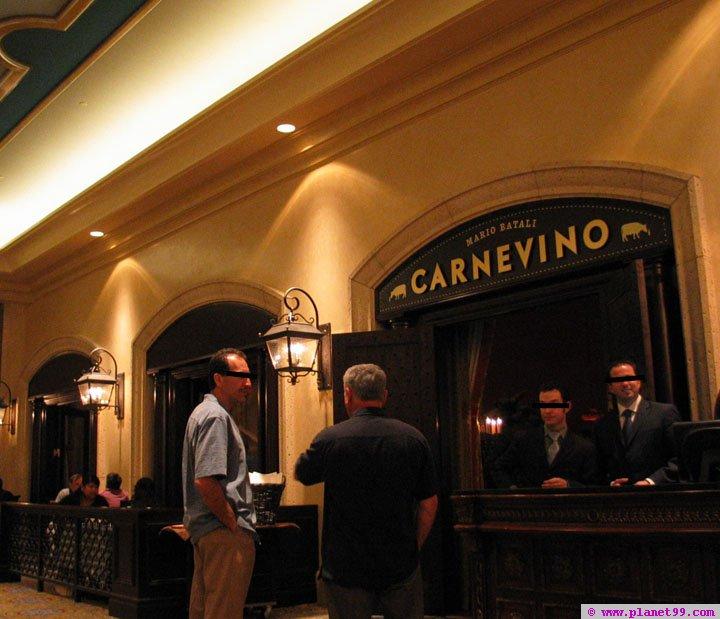 Carnevino , Las Vegas