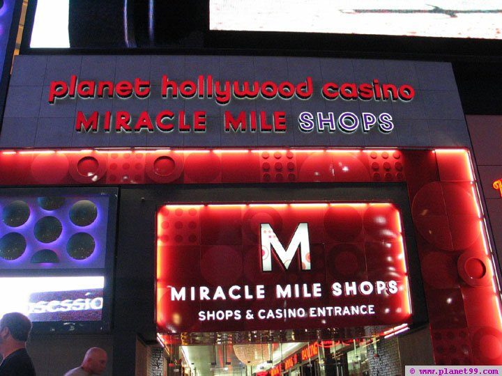 Miracle Mile Shops , Las Vegas