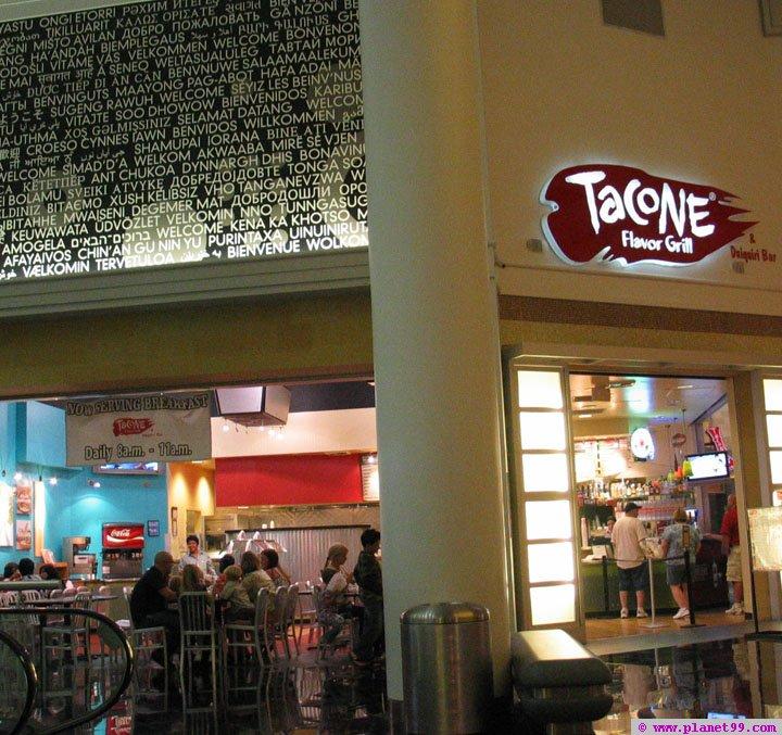 Tacone Flavor Grill , Las Vegas