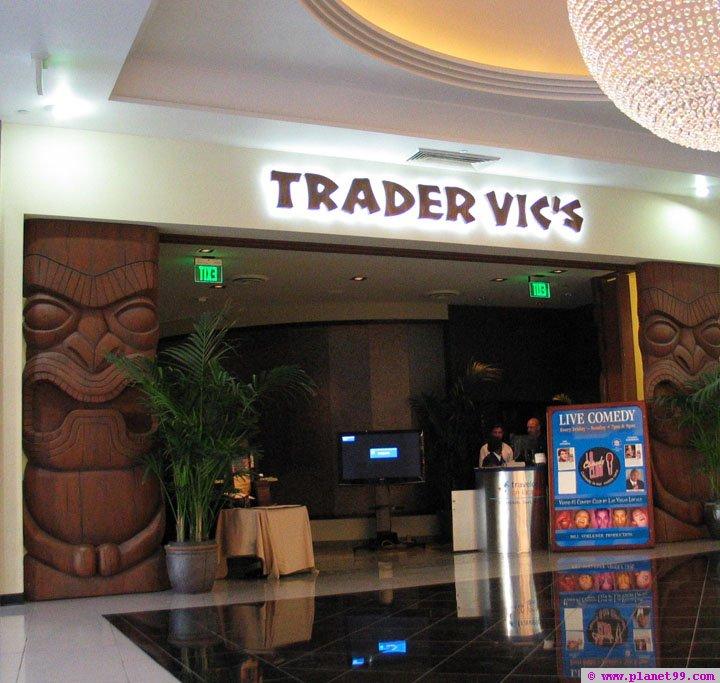 Trader Vic's , Las Vegas
