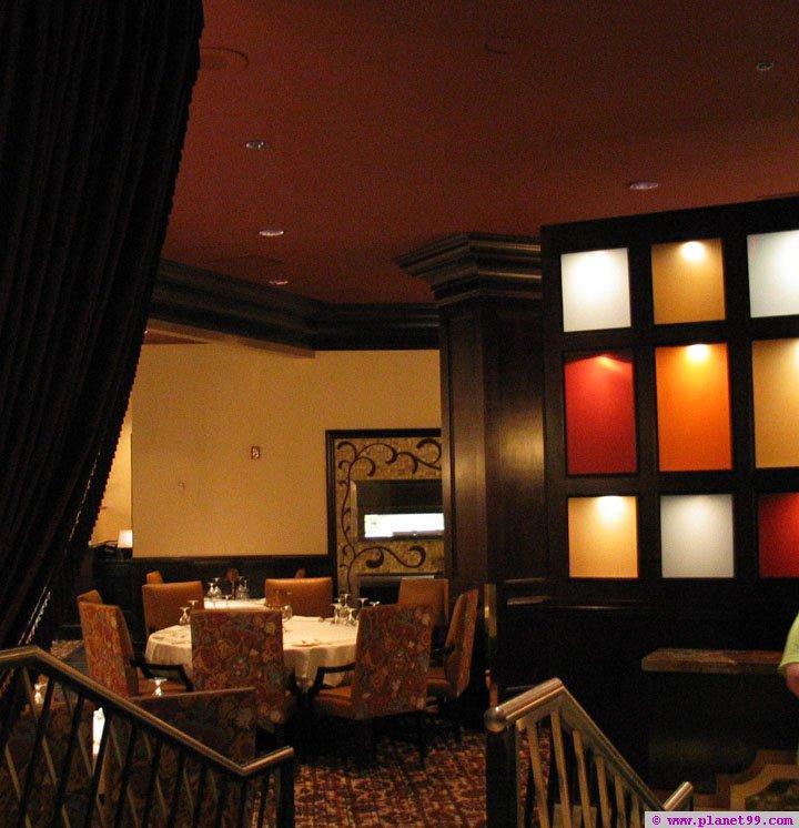 TJ's Steakhouse , Las Vegas