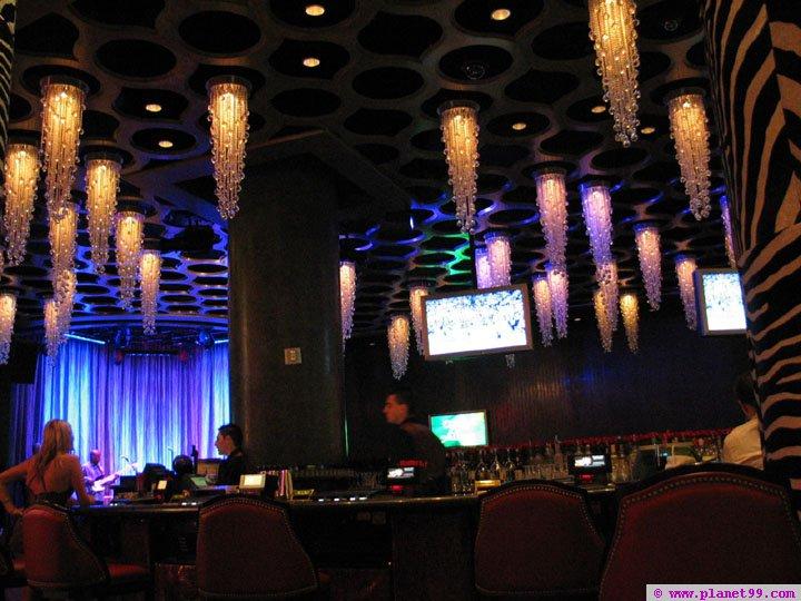 Sugarcane Lounge , Las Vegas