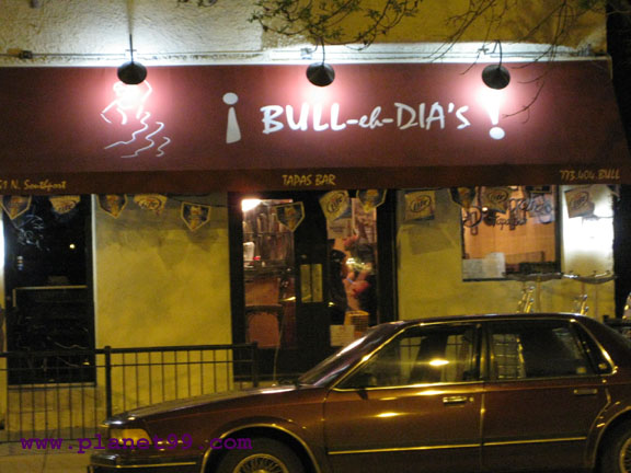 Bull-eh-dias Tapas Bar , Chicago