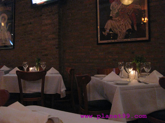 Chicago , Viaggio Ristorante and Lounge