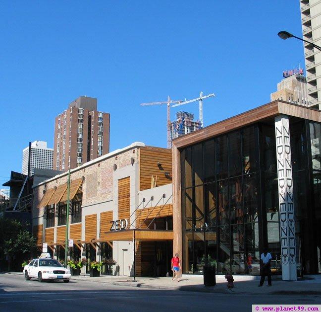 Zed 451 , Chicago