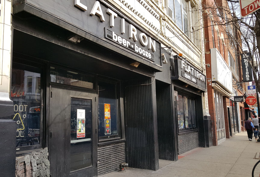 The Flat Iron , Chicago