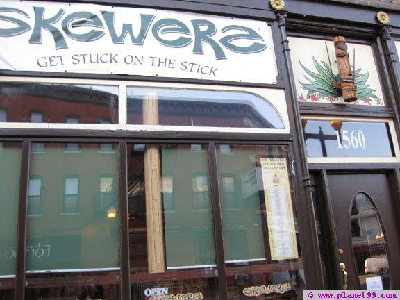 Skewerz , Chicago