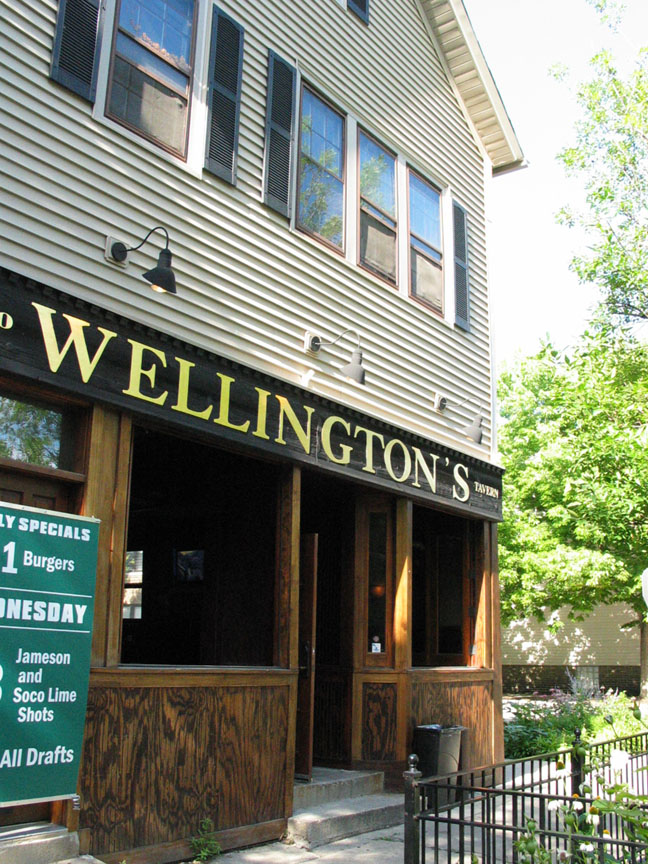 Wellington's , Chicago