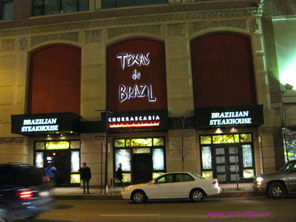 Texas de Brazil , Chicago