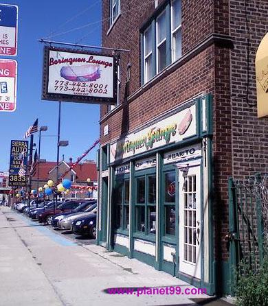 Borinquen Lounge , Chicago