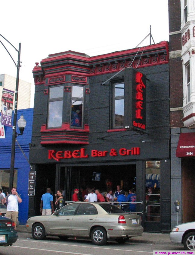 Rebel Bar and Grill , Chicago