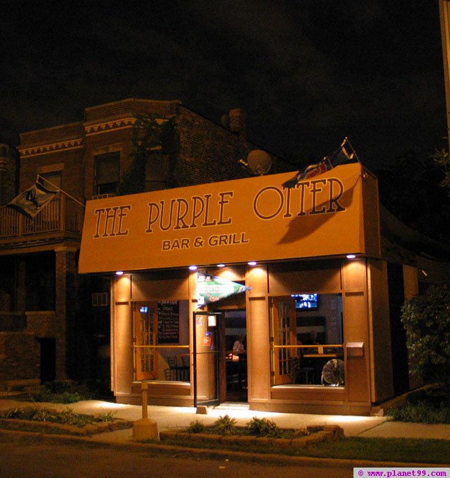 Purple Otter , Chicago