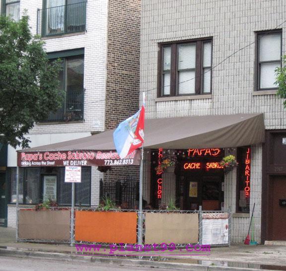 Papa's Cache Sabroso , Chicago