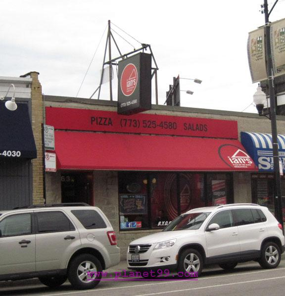Ian's Pizza , Chicago