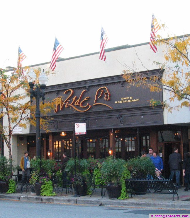 Wilde Bar and Restaurant , Chicago