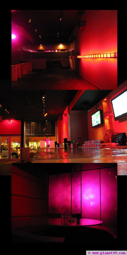 Chicago , Soiree Bar and Lounge
