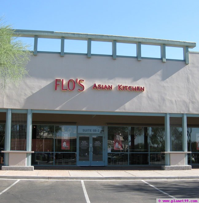 Flo's Asian Kitchen , Scottsdale