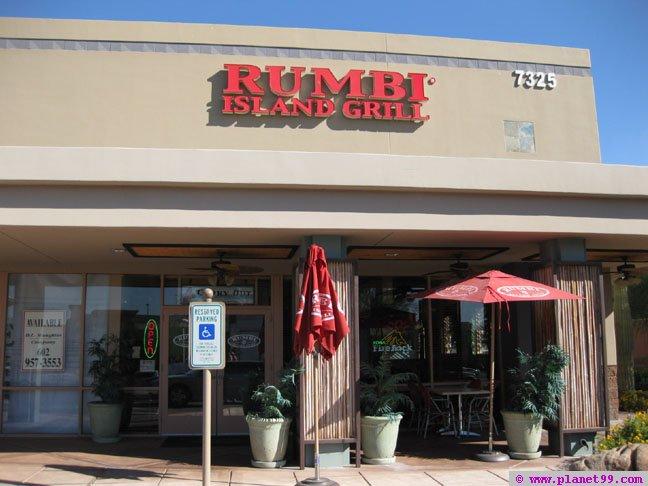 Rumbi Island Grill , Scottsdale