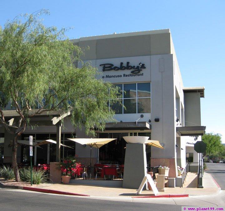 Bobby's , Scottsdale