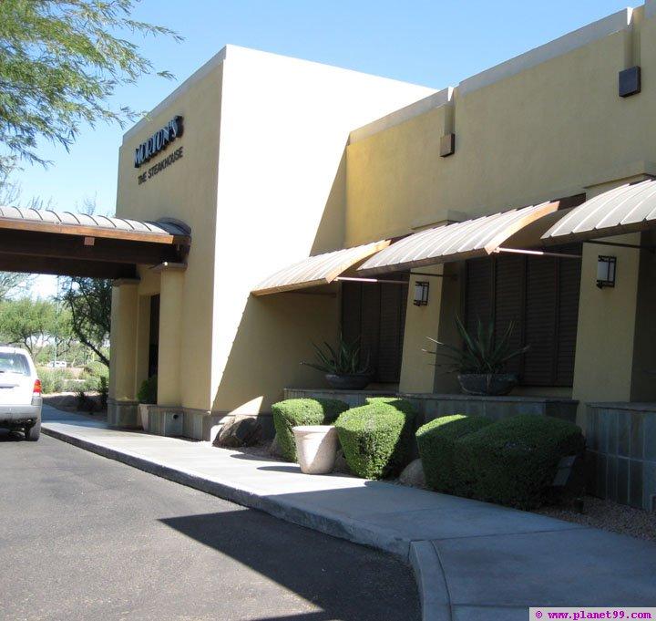 Morton's , Scottsdale