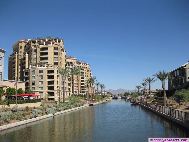 Scottsdale Waterfront , Scottsdale