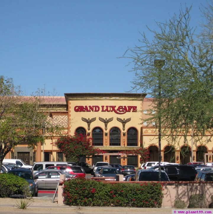 Grand Lux Cafe , Scottsdale