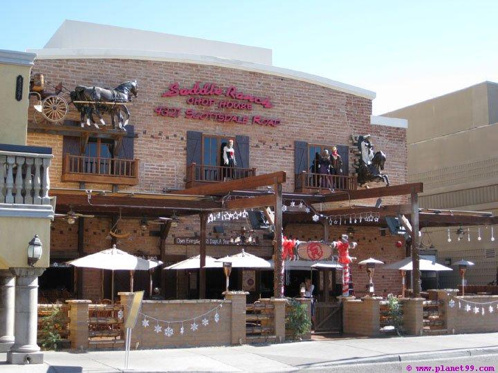 Saddle Ranch , Scottsdale
