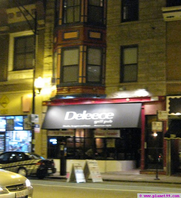 Deleece Grill  , Chicago