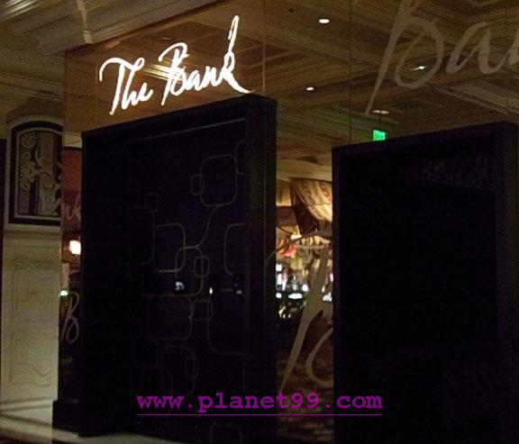 The Bank , Las Vegas
