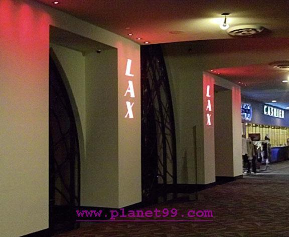 LAX , Las Vegas