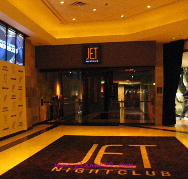 Jet , Las Vegas
