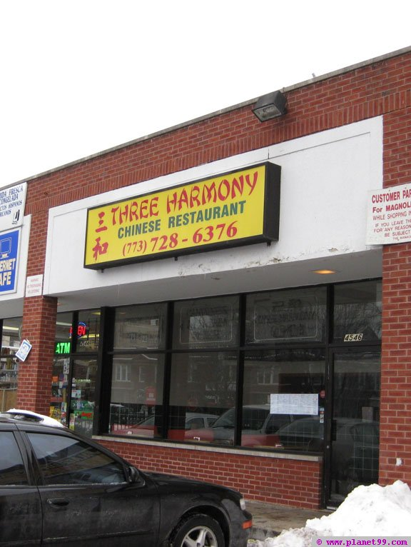 Three Harmony , Chicago