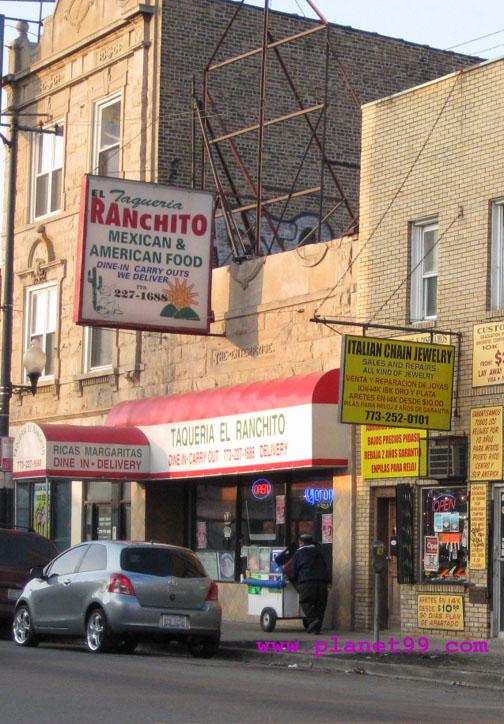 El Taqueria Ranchito , Chicago