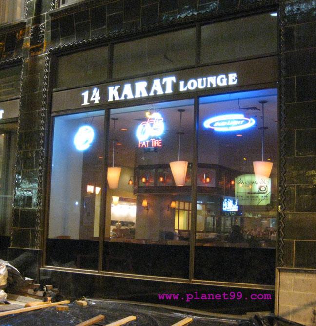 14 Karat Lounge , Chicago