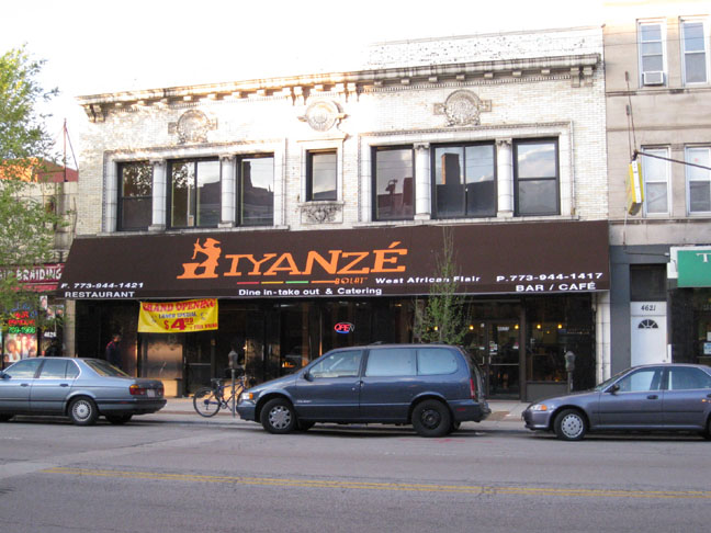 Iyanze , Chicago