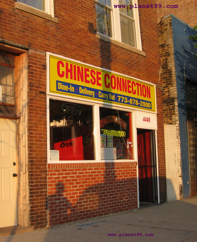 Chinese Connection , Chicago