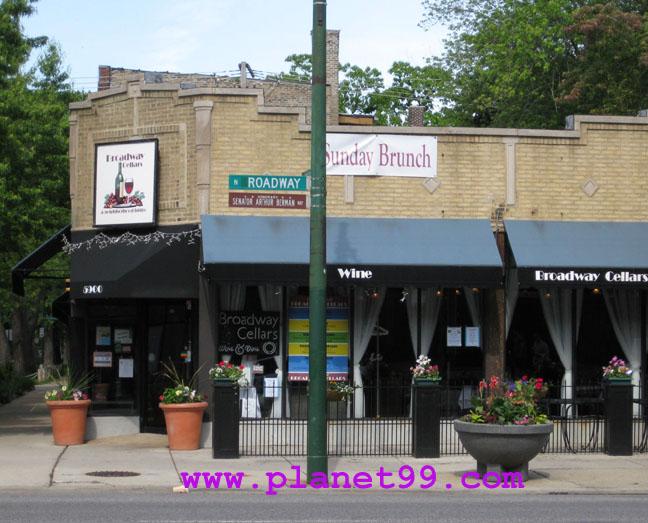 Broadway Cellars , Chicago