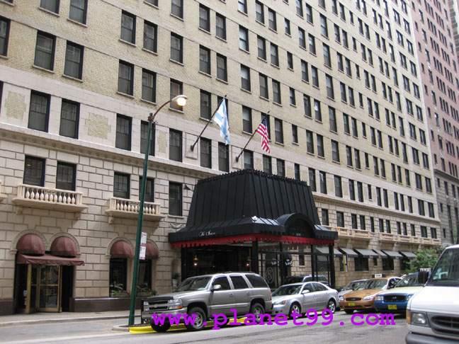 Seneca Hotel , Chicago