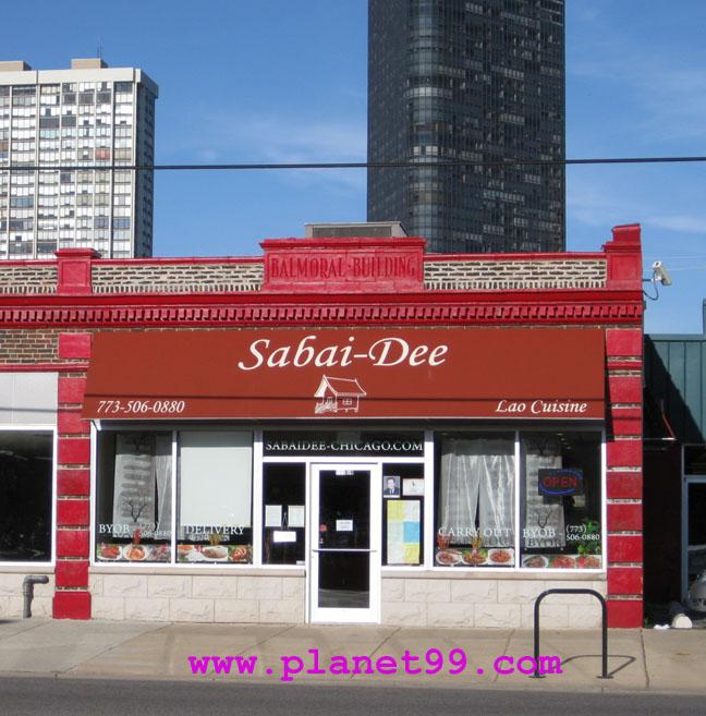 Sabai-Dee , Chicago